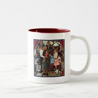 エイプリルフール1948年 ツートーンマグカップ