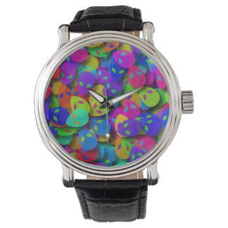 エイリアンのパーティー 腕時計