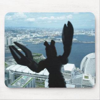 エイリアンは日本マウスパッドを攻撃します!! マウスパッド