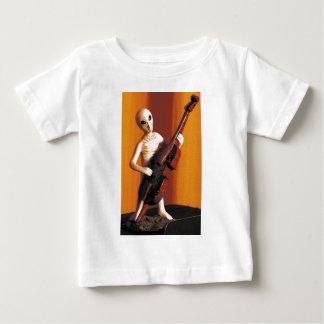 エイリアン低音IC ベビーTシャツ