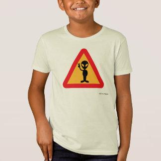 エイリアン及びUFOs 49 Tシャツ