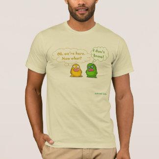 エイリアン及びUFOs 7 Tシャツ