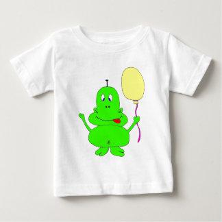 エイリアン ベビーTシャツ