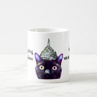 エイリアン! 黒猫クラブマグ コーヒーマグカップ