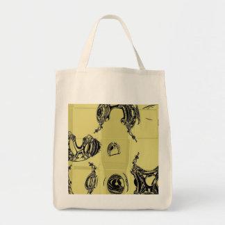 エイリアン#4のバッグ トートバッグ