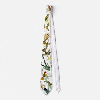 エキゾチックなハチドリのコラージュのタイ オリジナルタイ