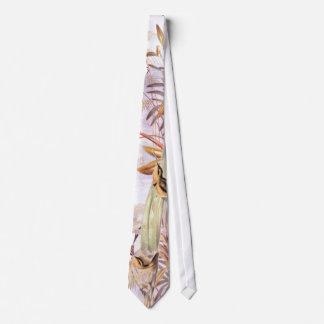 エキゾチックなハチドリのタイ オリジナルネクタイ
