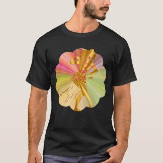 エキゾチックなベリーダンスの衣服のTシャツ Tシャツ