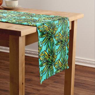 エキゾチックな新鮮さ ショートテーブルランナー