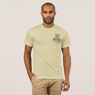 エキゾチックなTikiの島のポッドキャストレディースTシャツ Tシャツ