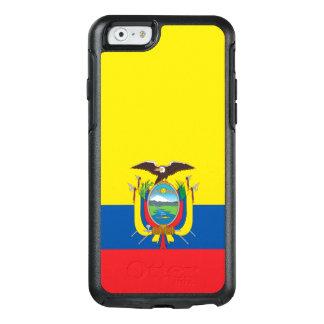 エクアドルのオッターボックスのiPhoneの場合の旗 オッターボックスiPhone 6/6sケース