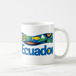 エクアドルのコーヒー・マグ コーヒーマグカップ
