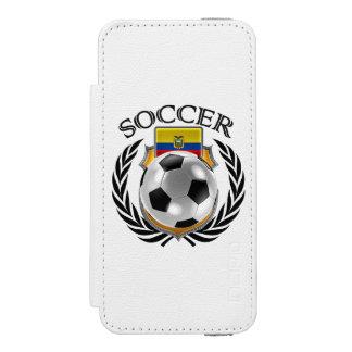 エクアドルのサッカー2016ファンのギア INCIPIO WATSON™ iPhone 5 ウォレット ケース