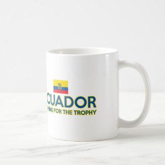 エクアドルのデザイン コーヒーマグカップ