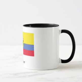エクアドルのマグ マグカップ