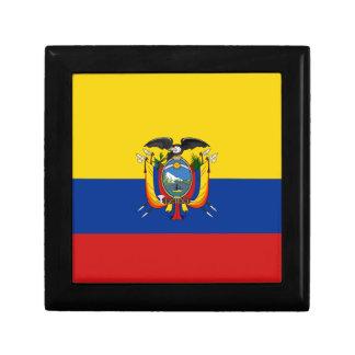エクアドルの旗のギフト用の箱 ギフトボックス