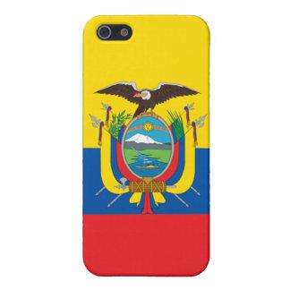 エクアドルの旗のiPhone iPhone 5 Cover