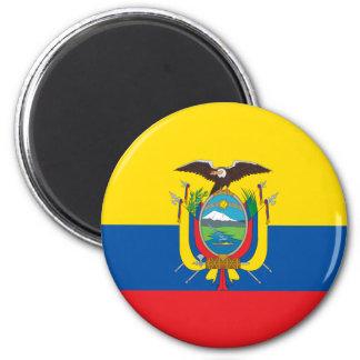 エクアドルの旗欧州共同体 マグネット