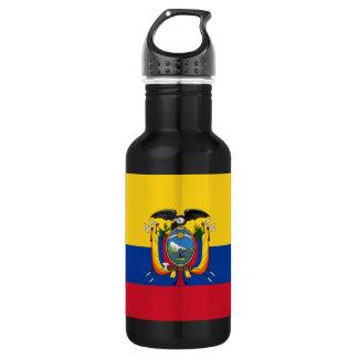 エクアドルの旗 ウォーターボトル