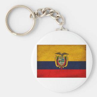 エクアドルの旗 キーホルダー