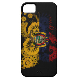 エクアドルの旗 iPhone SE/5/5s ケース