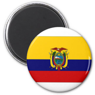 エクアドルの海軍旗 マグネット