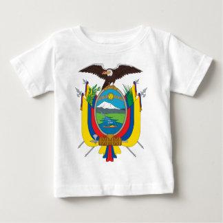 エクアドルの紋章 ベビーTシャツ