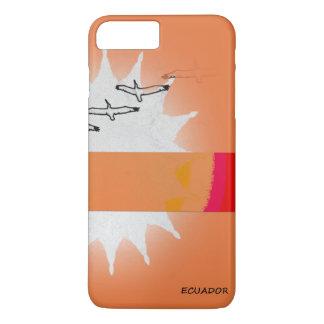 エクアドルのaves iPhone 8 plus/7 plusケース