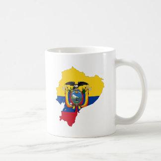 エクアドル欧州共同体 コーヒーマグカップ