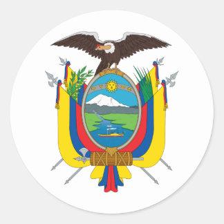 エクアドル欧州共同体 ラウンドシール