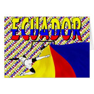 エクアドル カード