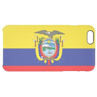 エクアドル クリア iPhone 6 PLUSケース