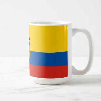 エクアドル コーヒーマグカップ