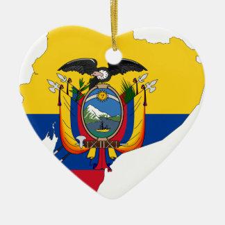 エクアドル セラミックオーナメント