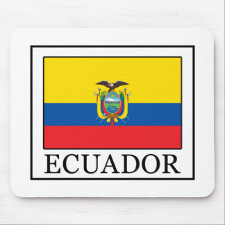 エクアドル マウスパッド