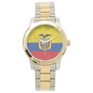 エクアドル 腕時計