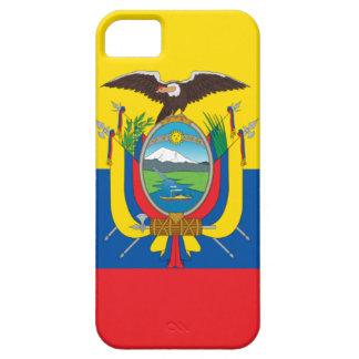 エクアドル- Bandera deエクアドルの旗 iPhone SE/5/5s ケース