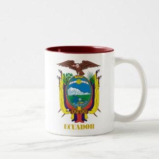 エクアドルCOA ツートーンマグカップ