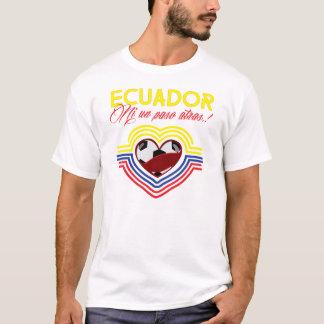 エクアドルMundialista Tシャツ