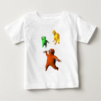 エクササイズ ベビーTシャツ