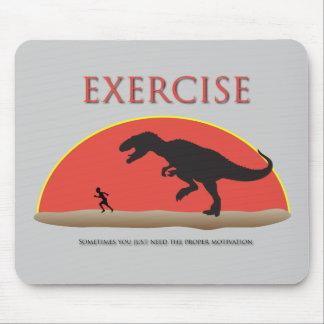 エクササイズ-適切な刺激 マウスパッド