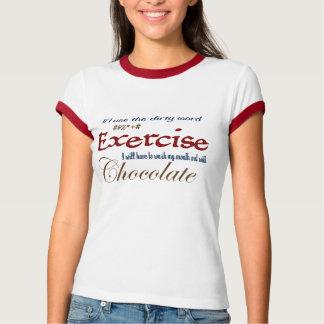 エクササイズ Tシャツ