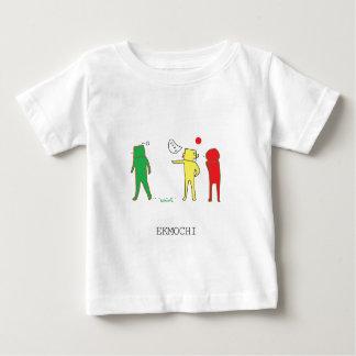 エクモチのかわいい子供服はあしあと ベビーTシャツ