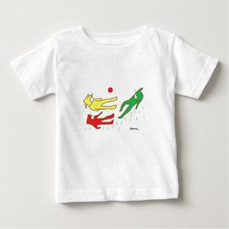 エクモチのかわいい子供服はふわふわ ベビーTシャツ