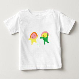 エクモチのかわいい子供服 ベビーTシャツ