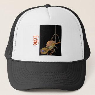 エコーの帽子! キャップ