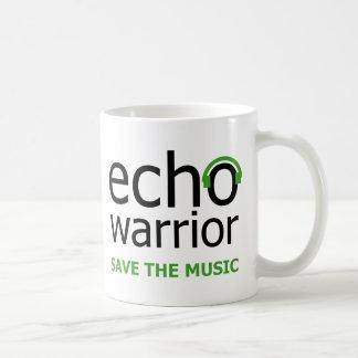 エコーの戦士 コーヒーマグカップ