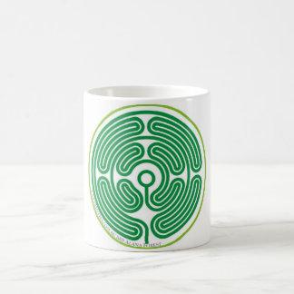 エコーの迷路の威厳があるなマグ コーヒーマグカップ