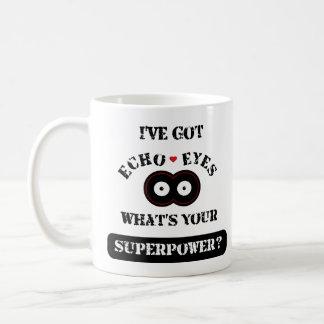 エコーはSuperpower2を注目します コーヒーマグカップ