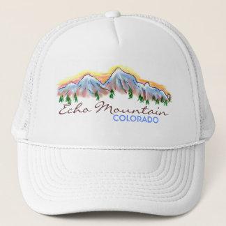 エコー山のコロラド州山の芸術の帽子 キャップ